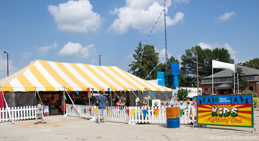 Ag-tivity Tent