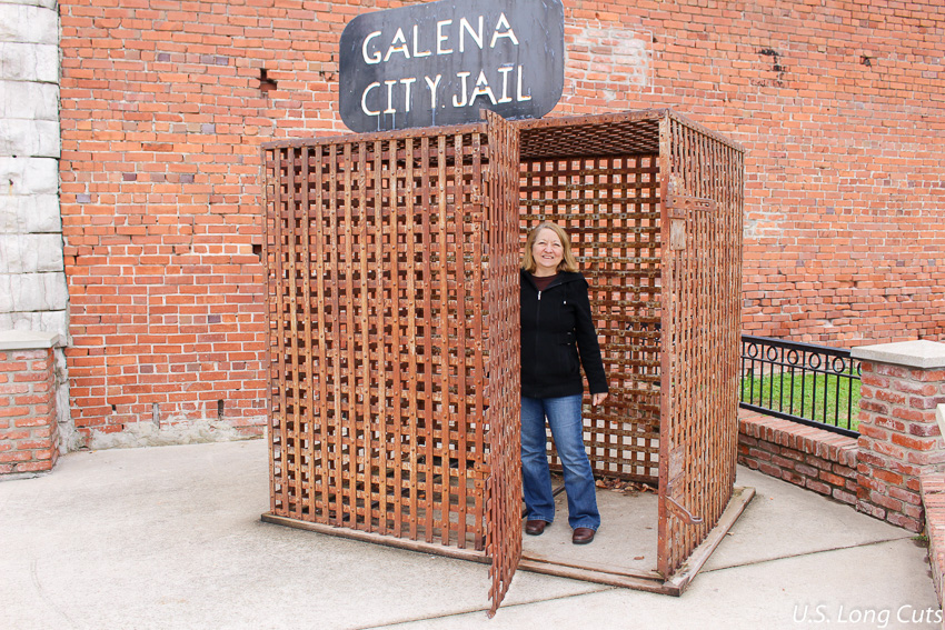 Galena City Jail