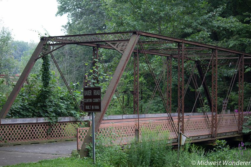 Bauer Road Bridge