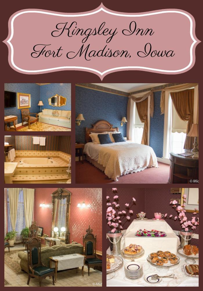 Kingsley Inn - Fort Madison Iowa