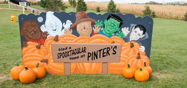 Pinter's Gardens & Pumpkins: Garden Center, Restaurant and Fall Fun
