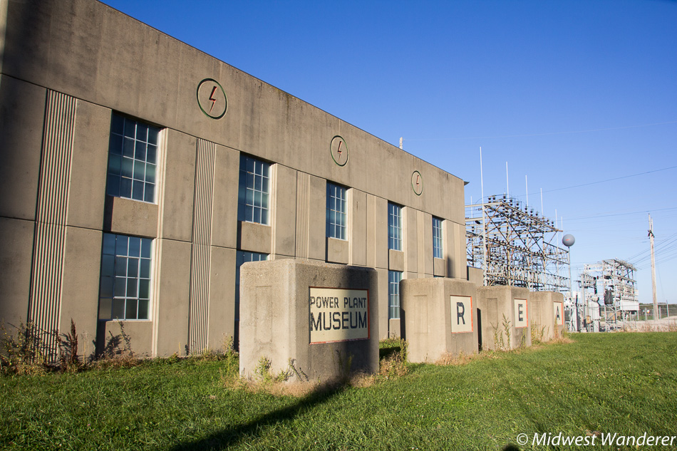 REA Power Plant Museum