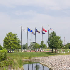 Community Veterans Memorial: Honoring Our Nation's Heroes