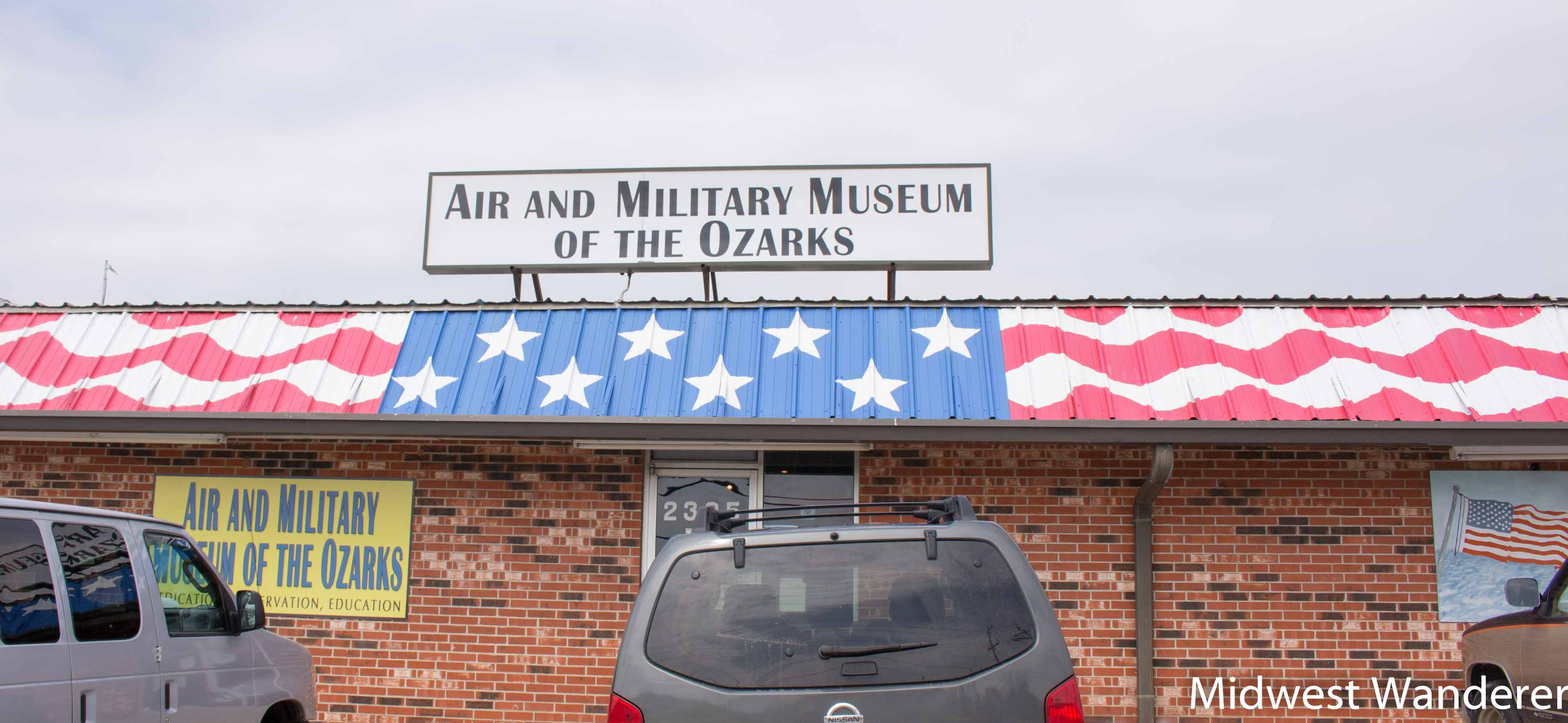 Air and Military Museum of the Ozarks