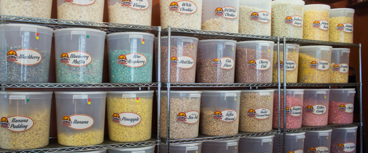 Chicagoland Popcorn: Over 250 Popcorn Flavors