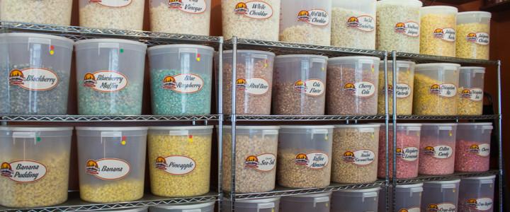 Chicagoland Popcorn: Over 250 Popcorn Flavors