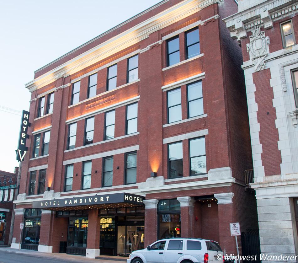 Hotel Vandivort exterior