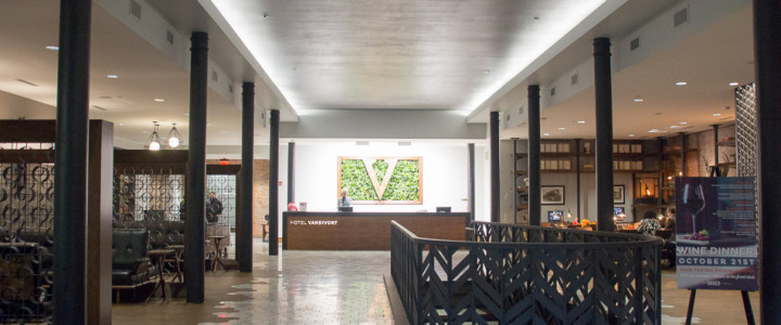 Hotel Vandivort: Local History, Art, Food