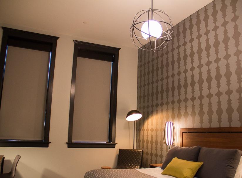 Hotel Vandivort room