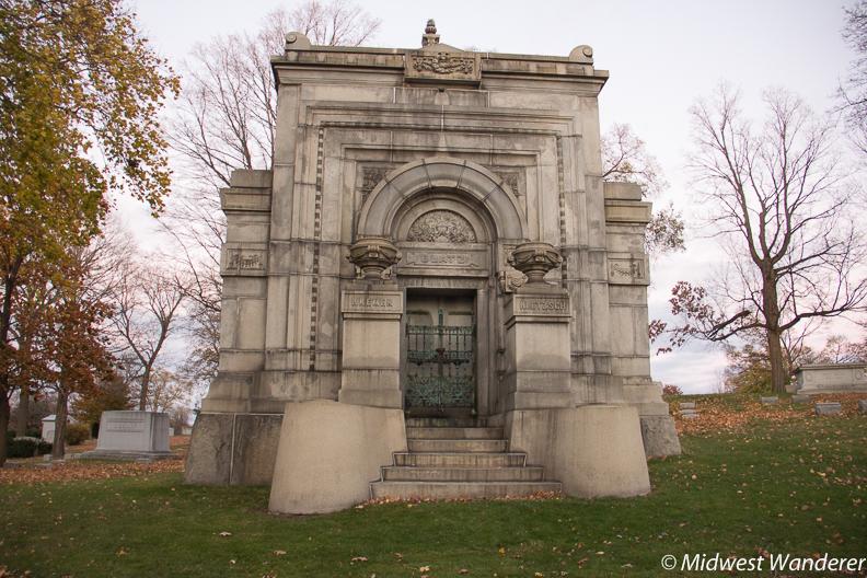 Forest Home Cemetery Blatz