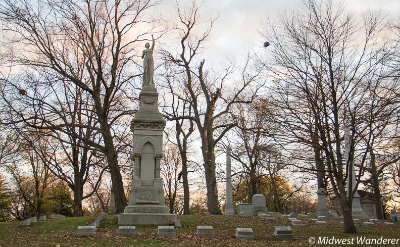 Forest Home Cemetery Schlitz