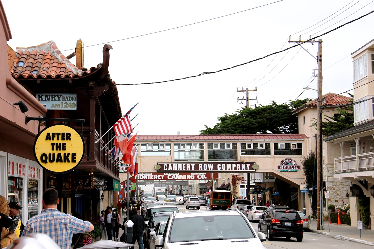 Cannery Row, Monterey CA