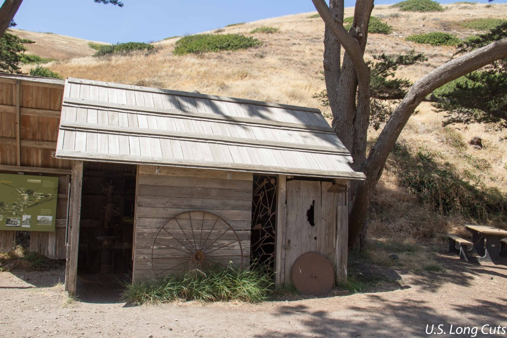 Channel Islands blacksmith shop