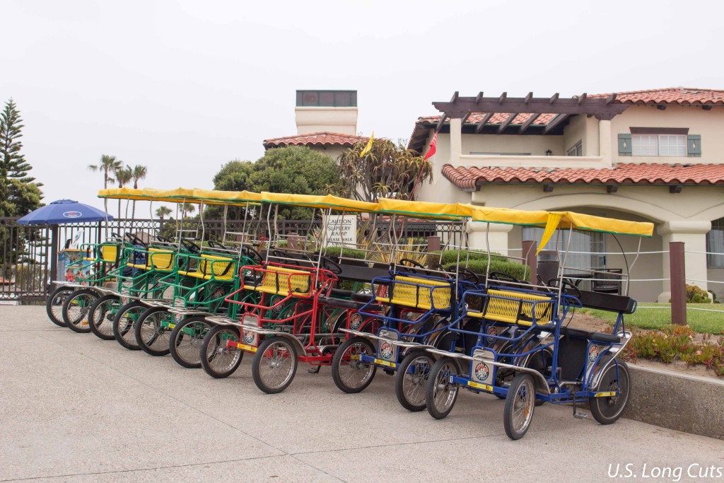Embassy Suites Mandalay Beach bikes