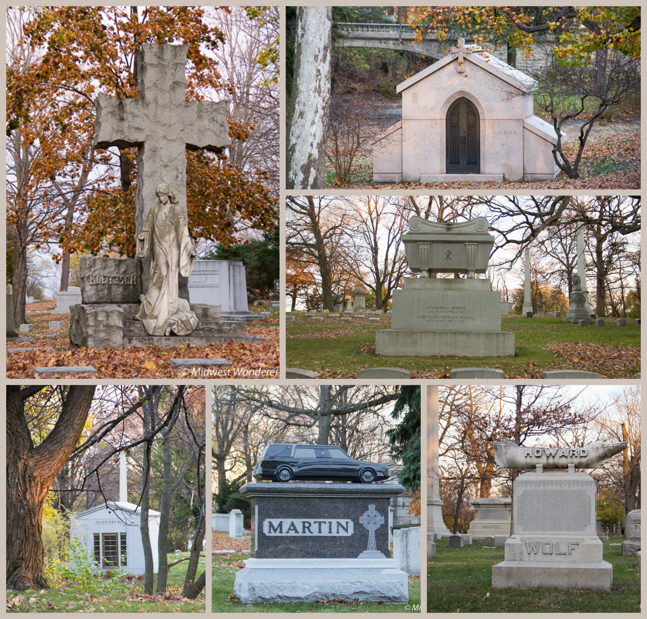 Forest Home Cemetery Milwaukee