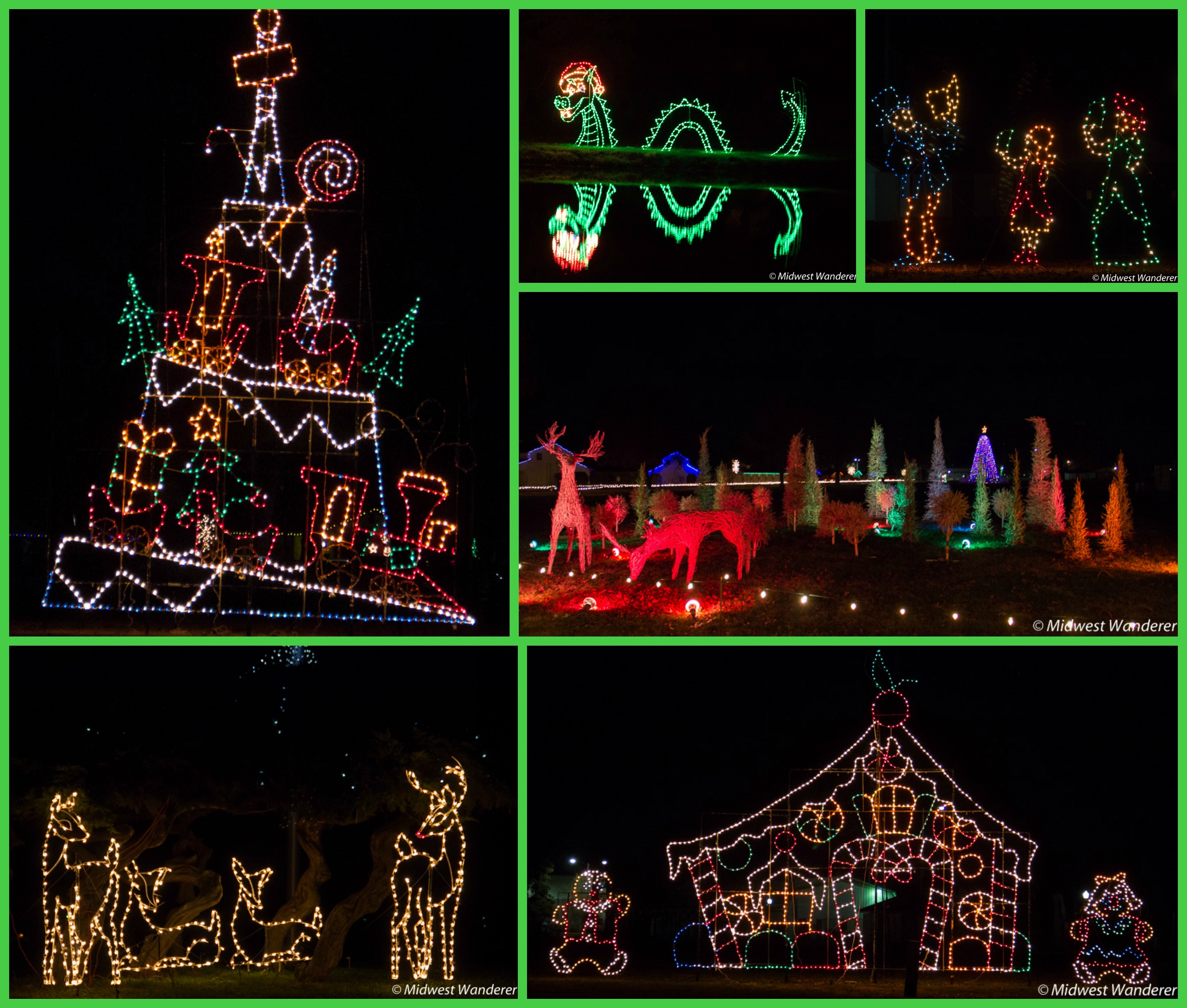 Du Quoin Holiday Lights Fair - 2
