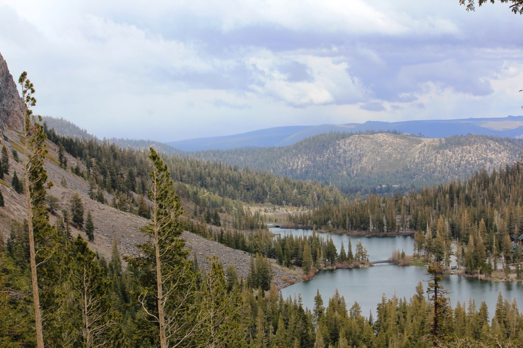 Mammoth Lakes Basin California