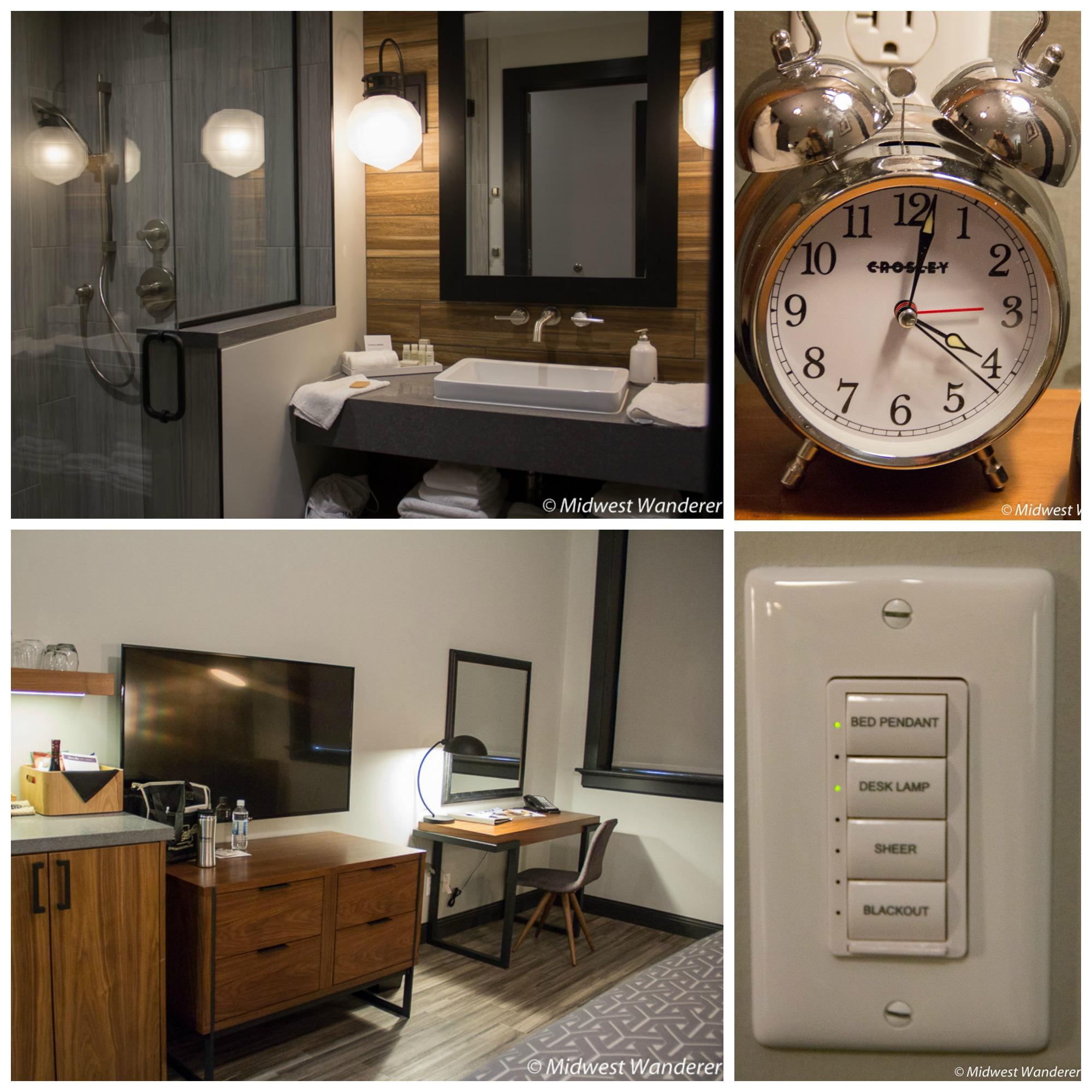 Hotel Vandivort king room