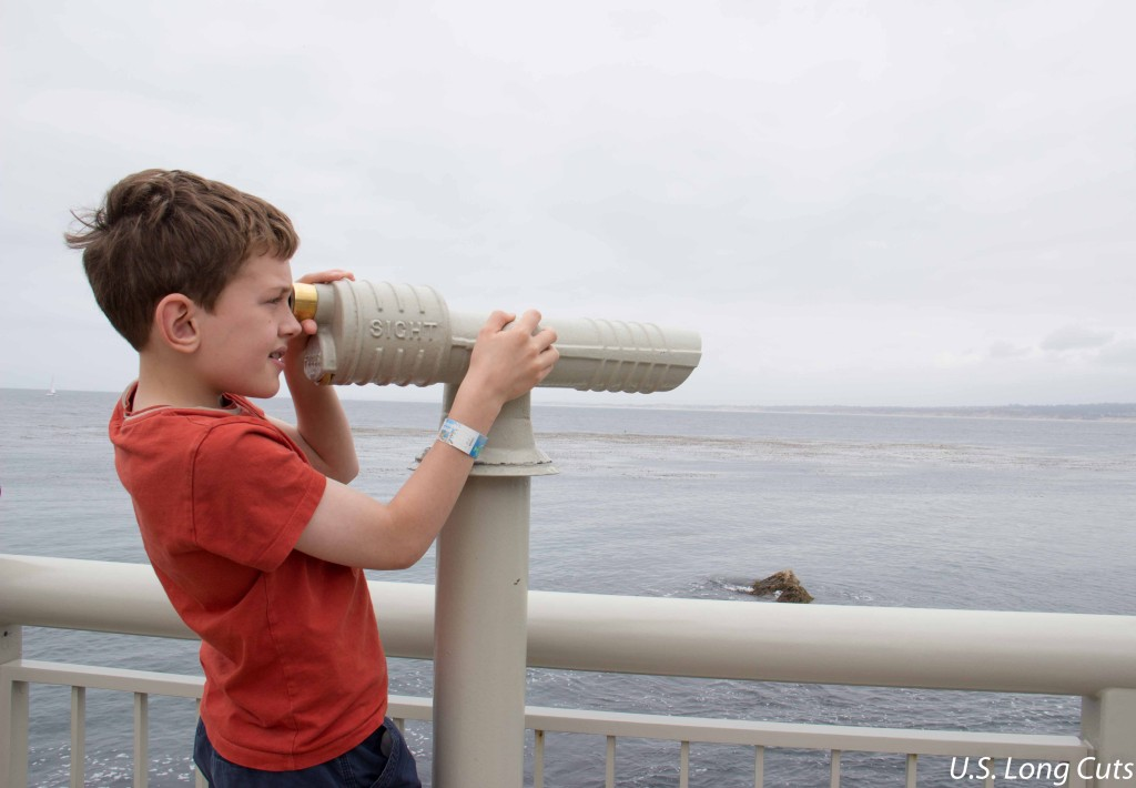 Telescope at Monterey Bay