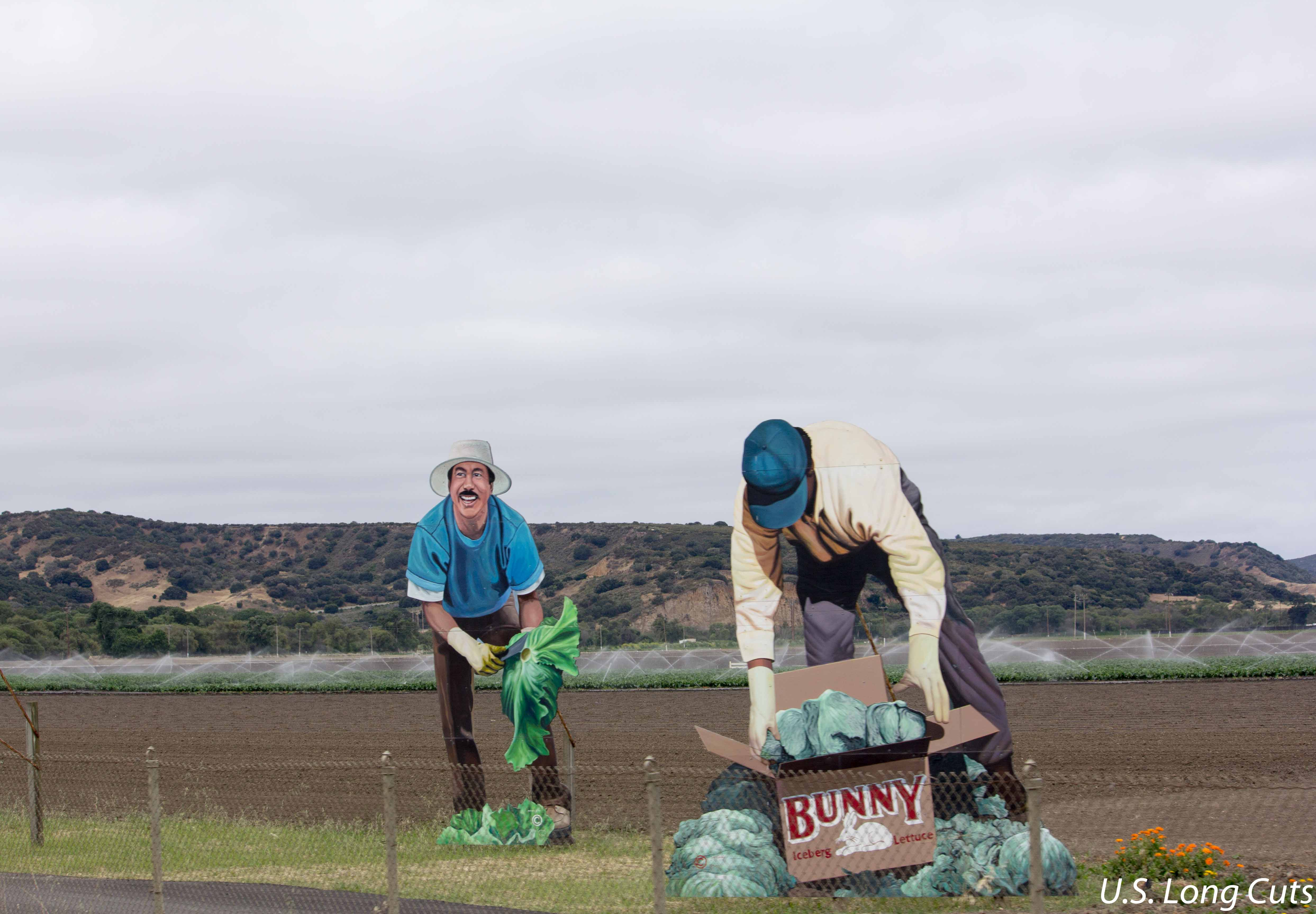 The Farm sculptures