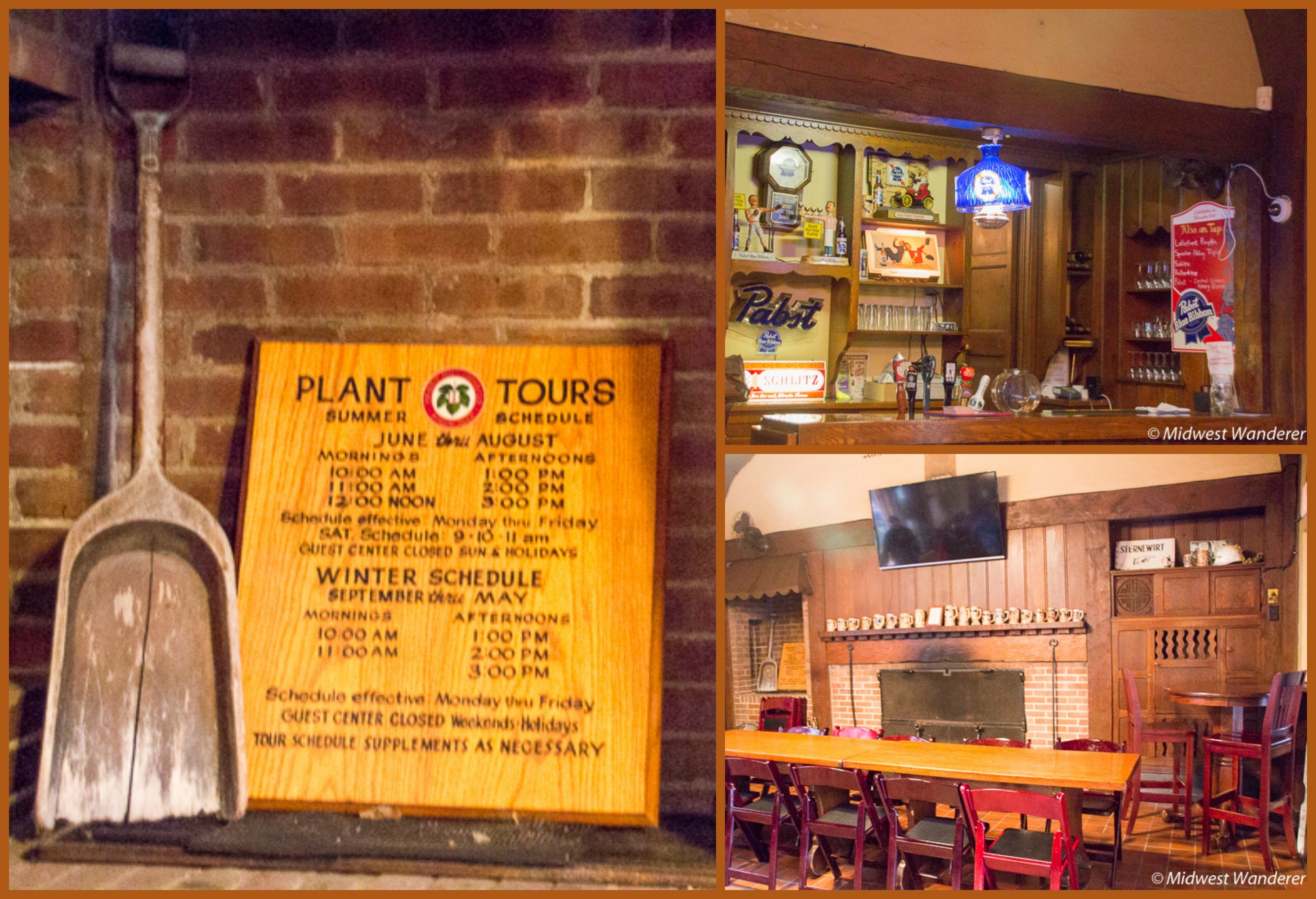 Historic Pabst Brewery Visitor Center
