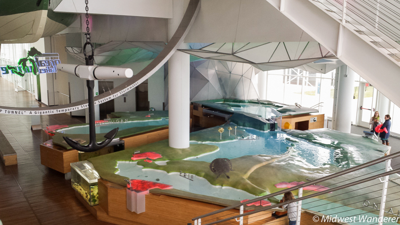 Discovery World, Great Lakes Future exhibit