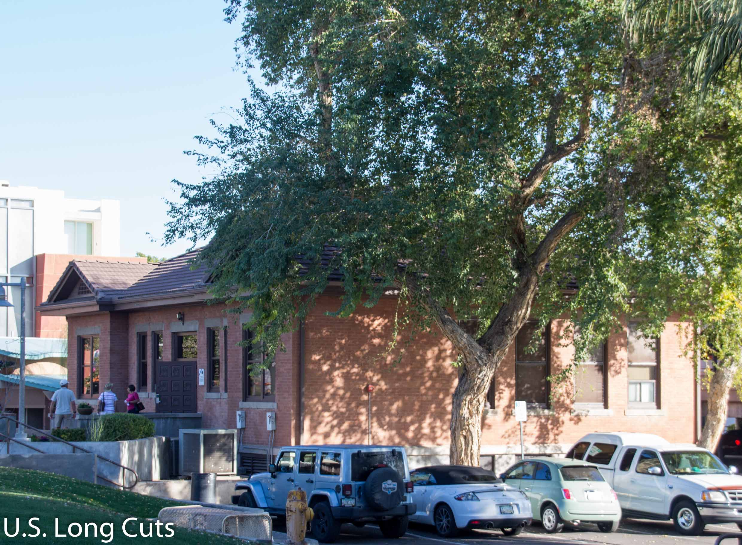 first schoolhouse in old town scottsdale
