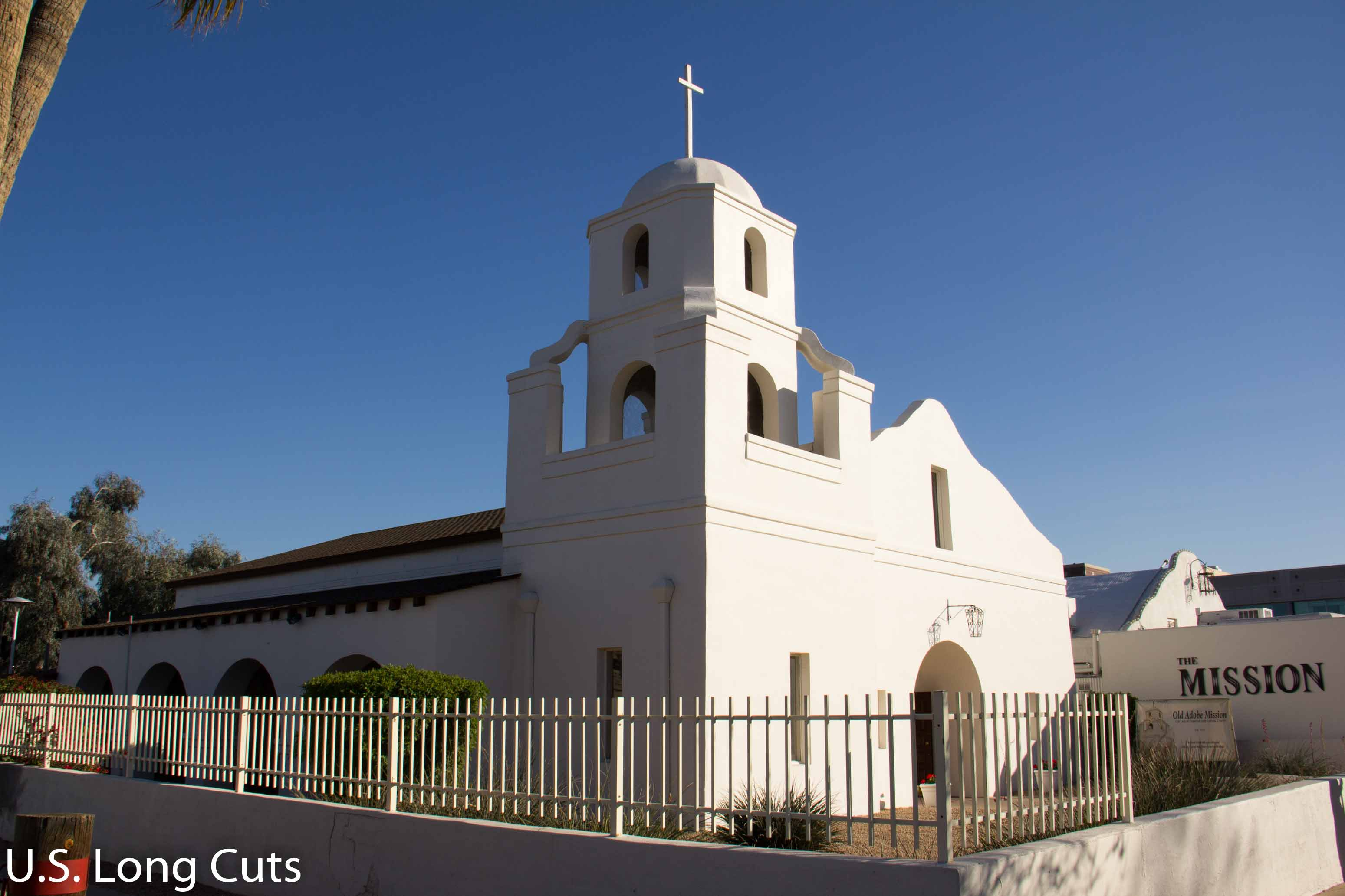 Old Mission, Old Town Scottsdale