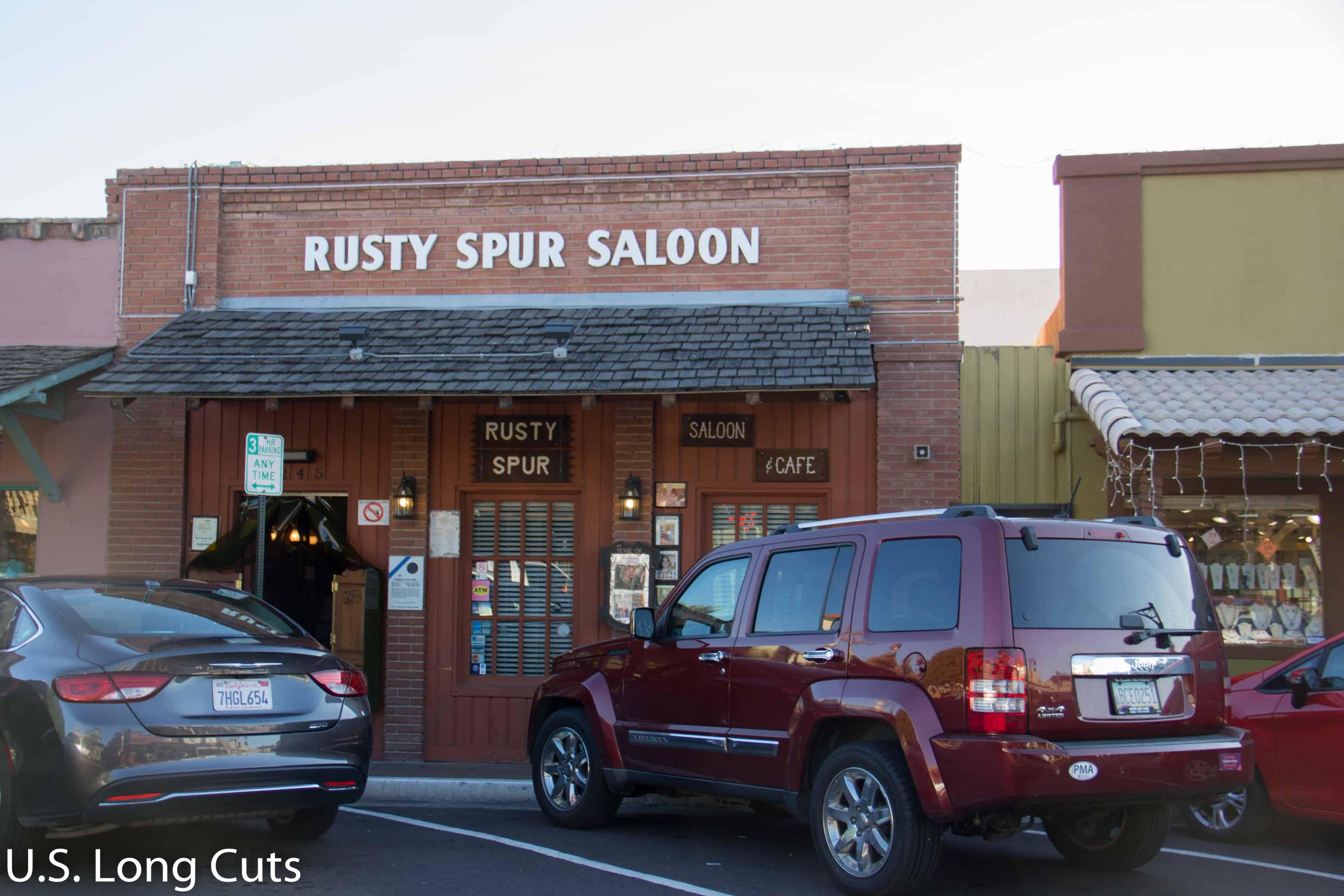 Rusty Spur Saloon exterior
