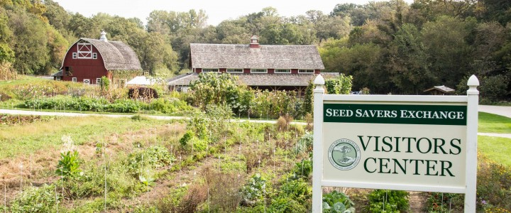 Seed Savers Exchange: Passing Heirloom Seeds through Generations