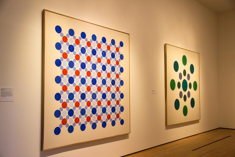 modern art at Oklahoma City Museum of Art