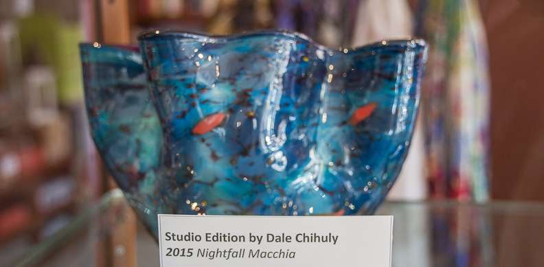 Chihuly piece availabe for sale