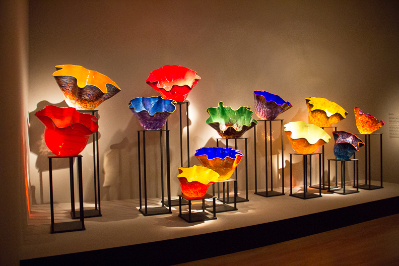 Oklahoma City Museum Of Art Featuring Extensive Chihuly