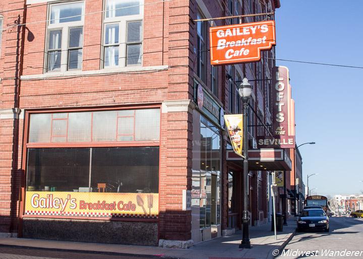 Gailey's Breakfast Cafe