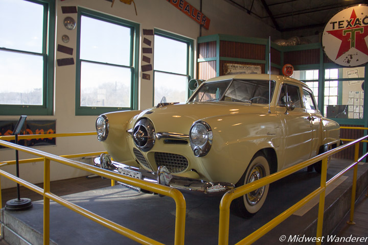 1950 Studebaker, Arizona Route 66 Museum