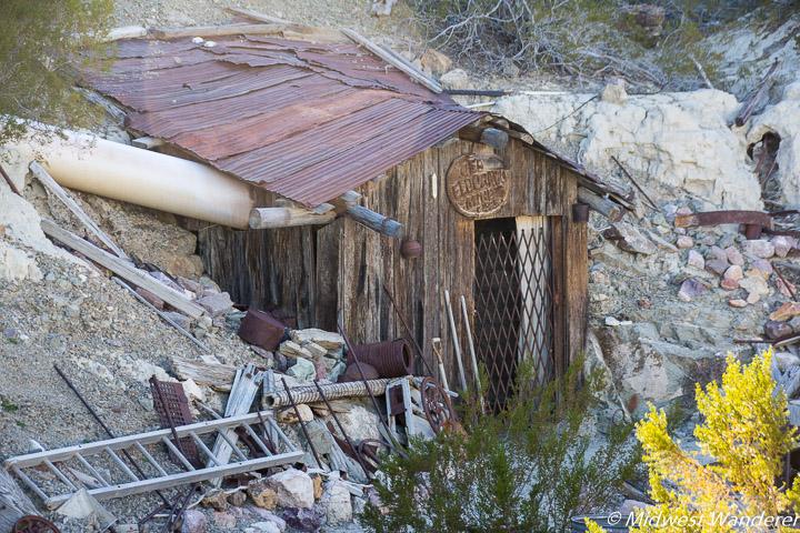 Eldorado Canyon Techatticup Mine