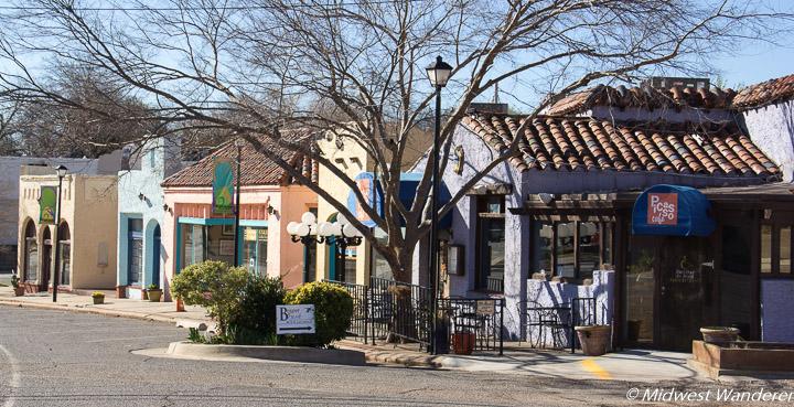 Paseo Arts District Oklahoma City