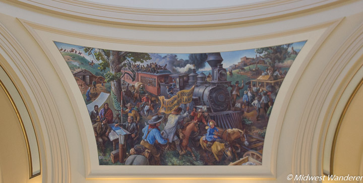 Artwork in Oklahoma State Capitol artwork
