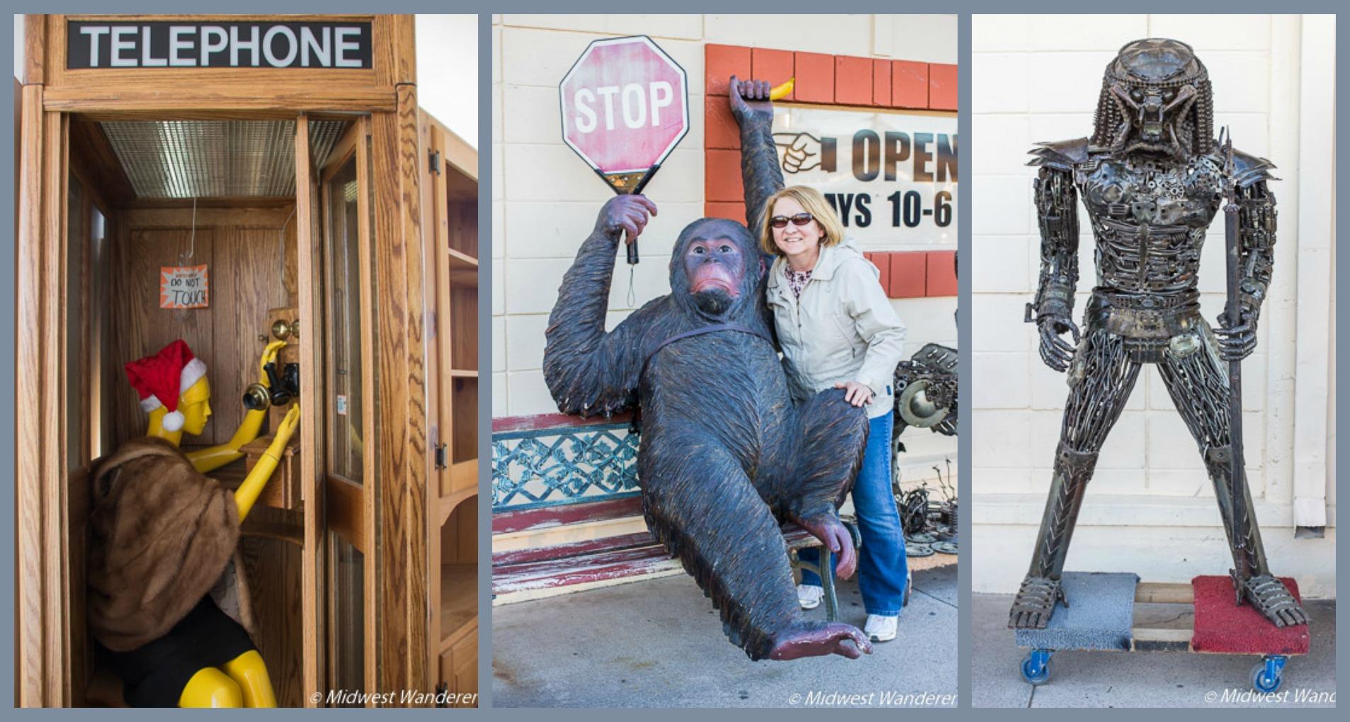 Boulder City Fun Art