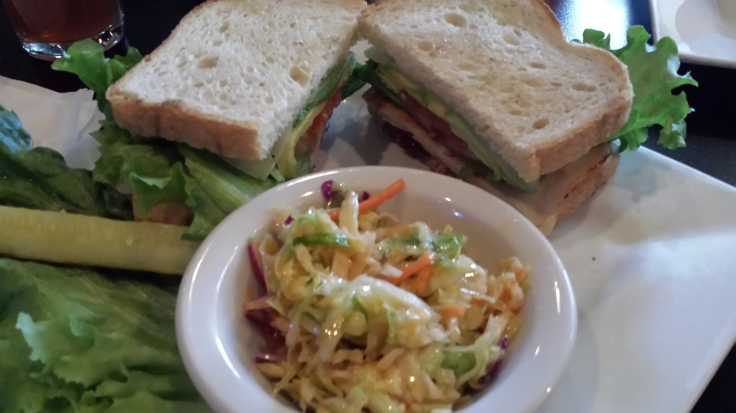 Sandwich at The Dillinger