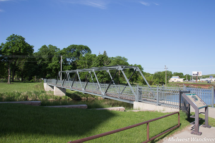 City Park Footbridge