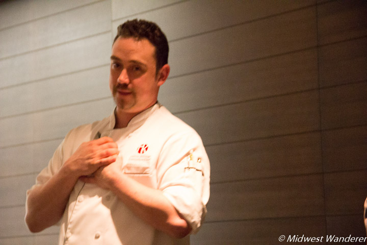 Executive Chef Justin Billings