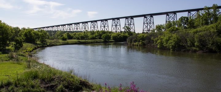 Valley City Historic Bridges Tour: Exploring Bridges over the Sheyenne River