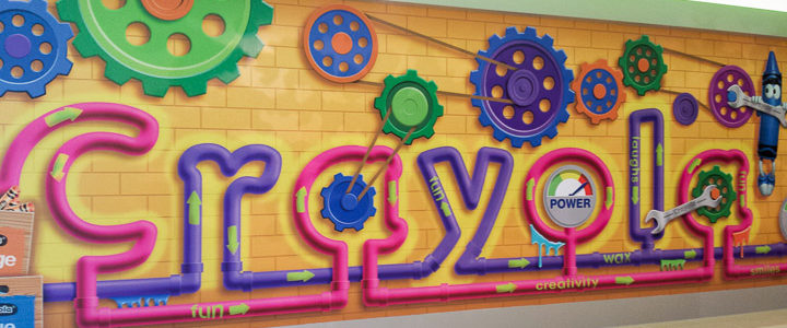 Crayola Experience: Mall of America Family Attraction