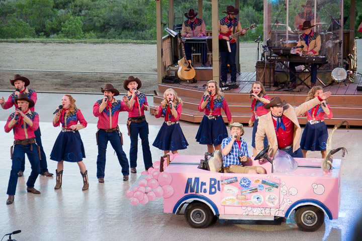 Medora Musical entertainment