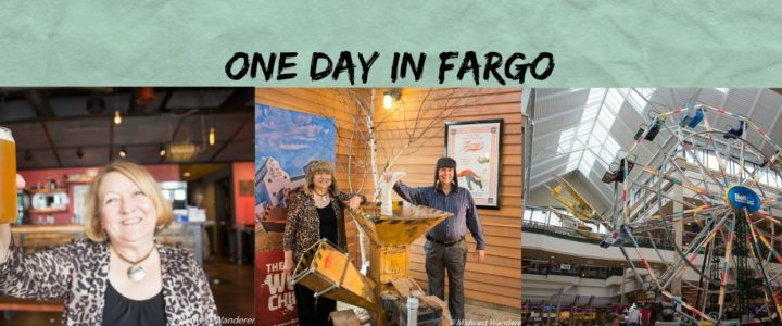 One Day in Fargo, North Dakota