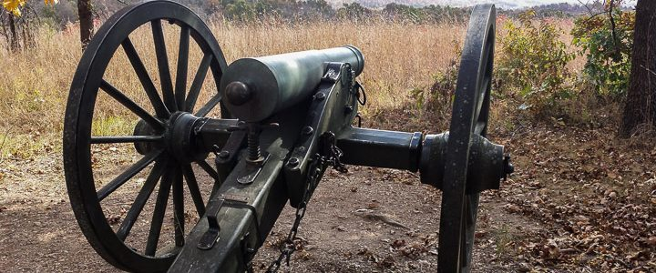 Wilson's Creek National Battlefield: Civil War on the Family Farm