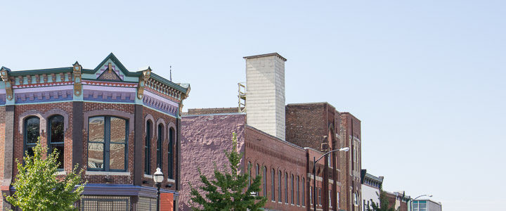 Exploring C Street in Springfield, Missouri
