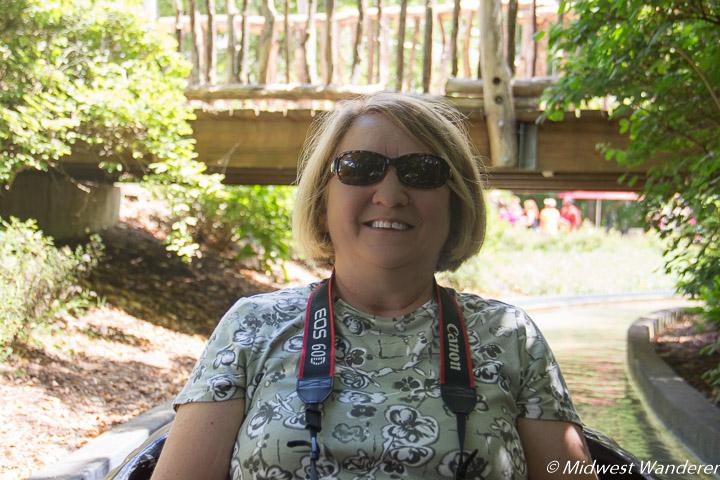 Crockodile Creek Adventure Ride