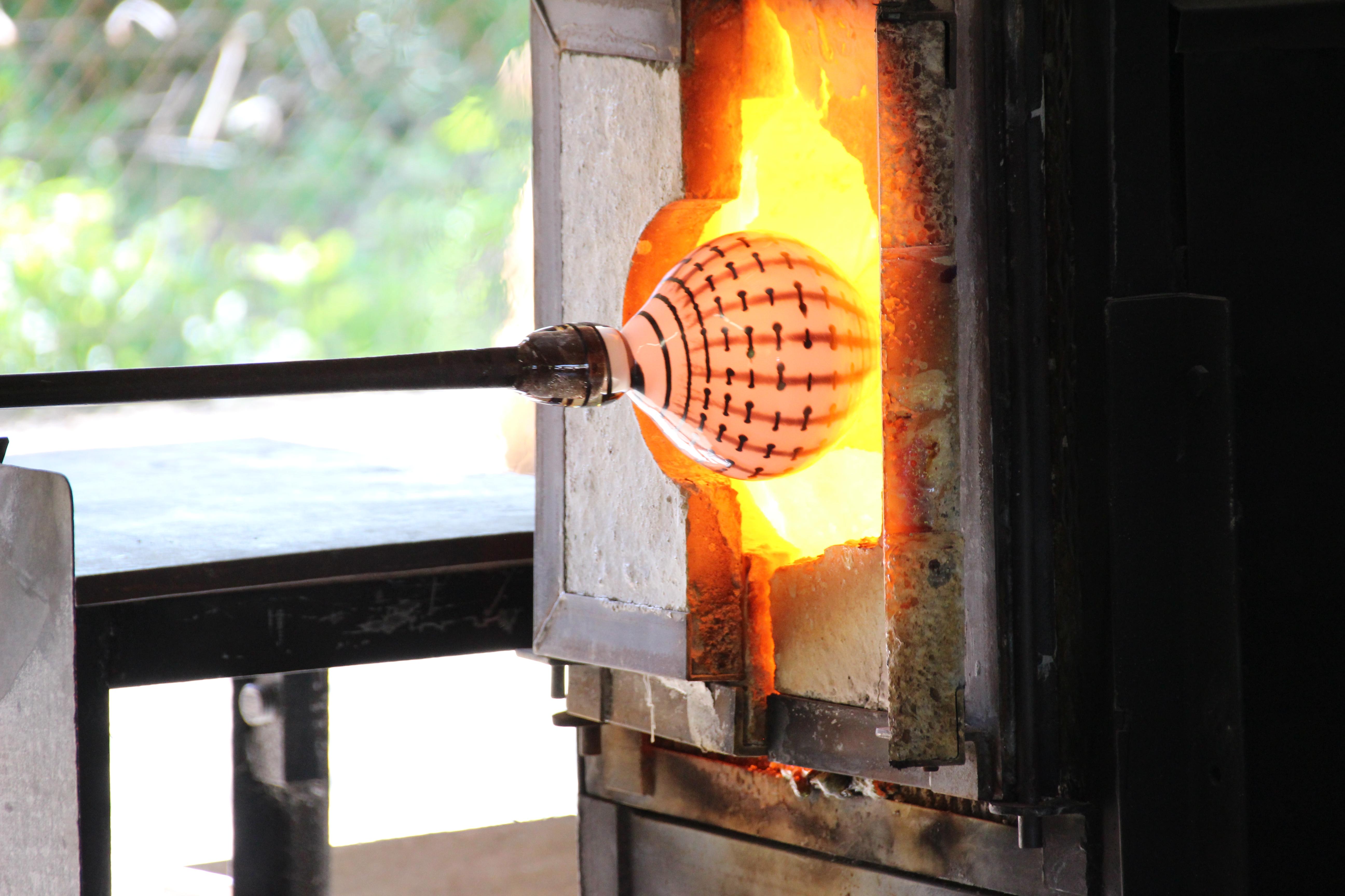Hot Blown Glass 2